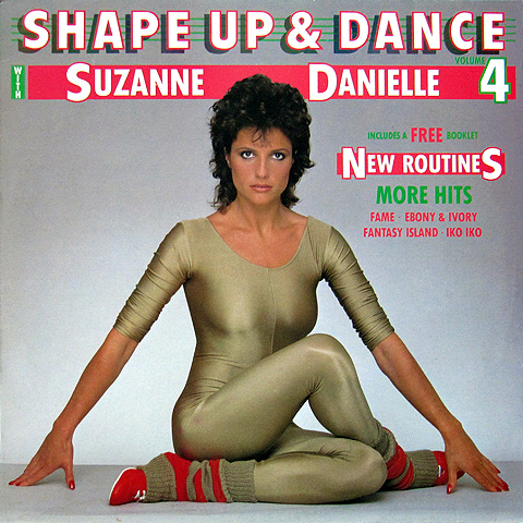 Suzanne Danielle - Shape Up and Dance Volume 4