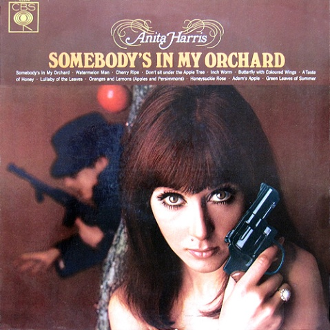 Anita Harris - Somebody's In My Orchard